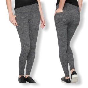 Athleta Herringbone Metro High Waisted Leggings
